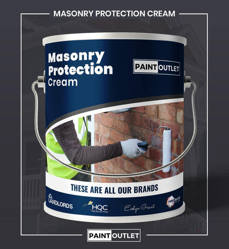 Masonry Protection Cream | PaintOutlet247