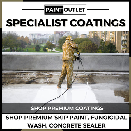 Specialist Coatings | PaintOutlet247