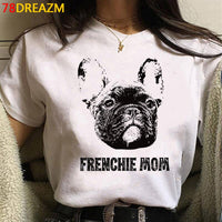 Frenchie Mom T-Shirt
