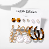 Ani earring set