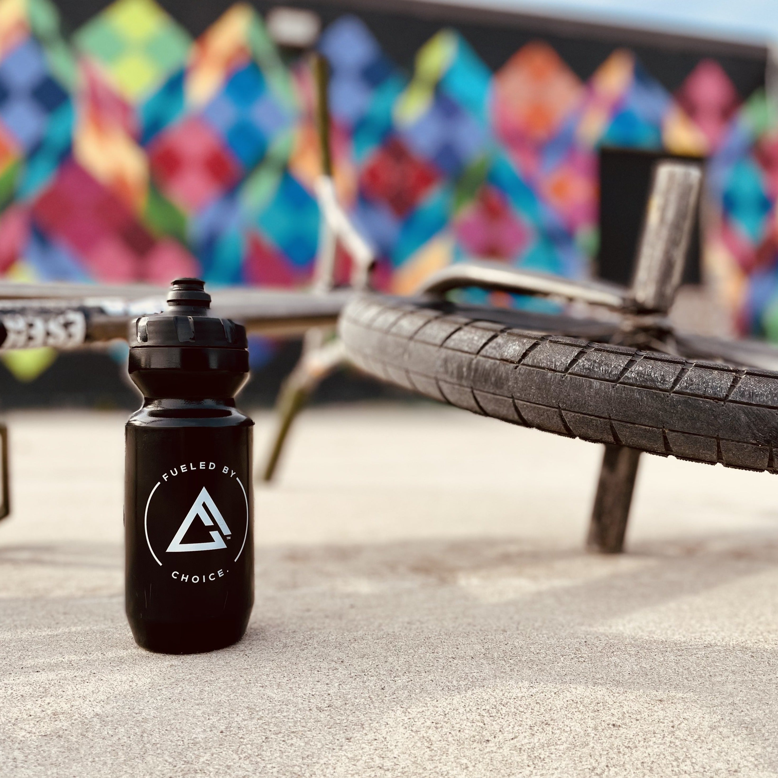 fueled by choice.™ — SPECIALIZED® 22 OZ PURIST WATER BOTTLE