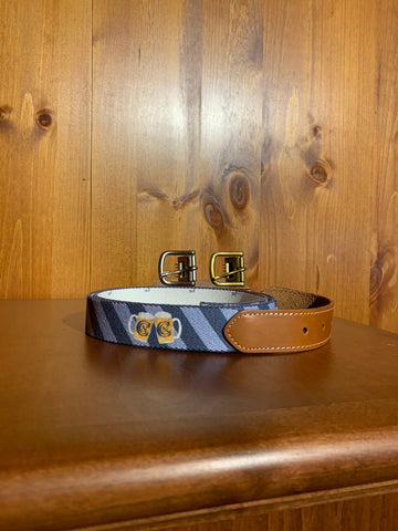 Doc Murphy Custom Cut Belt- Beer Mugs