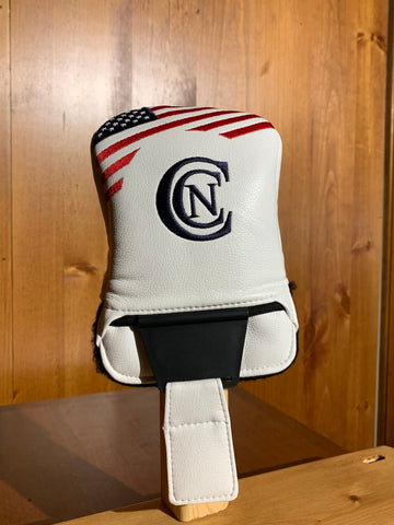 AM&E USA Mallet Putter Cover