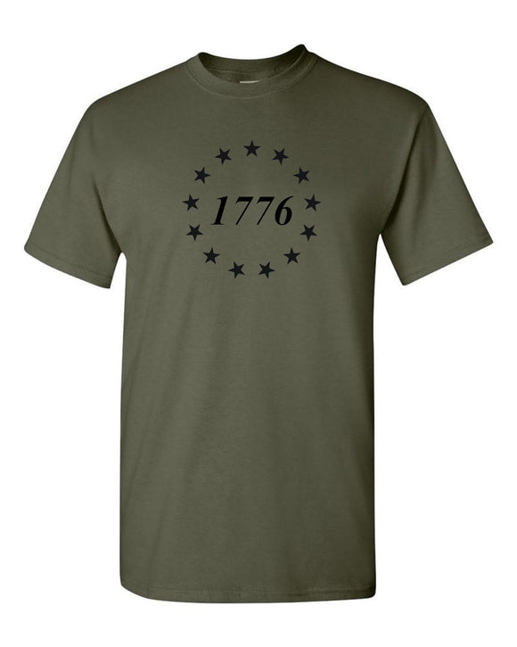1776 Besty Ross Star T-shirt We The people t-shirt Freedom T-shirt