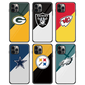 Football Team Iphone 12 Max Pro case