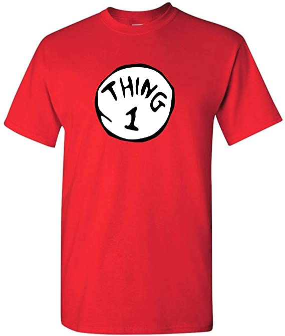 Thing 1 Thing 2 Thing 3 T-Shirt Family t-Shirt Vacation T-Shirt