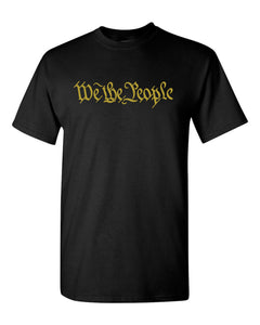We The People T-Shirt patriotic T-shirt, American T-shirt