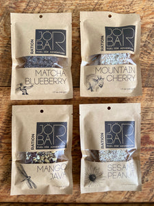 JÖR Ration Sampler with four varieties