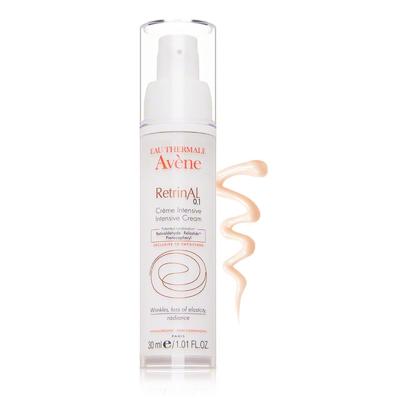 Avene Retrinal 0.1 Intensive Cream (1.01 oz / 30 ml)