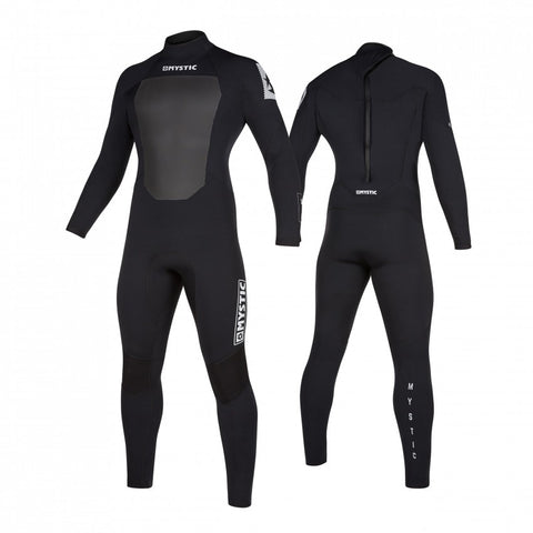 MYSTIC STAR 5/3MM BACKZIP FULL WETSUIT