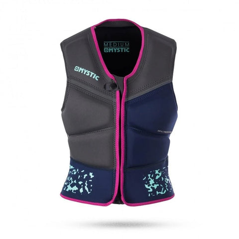 STAR IMPACT VEST FZIP KITE WOMEN SIZE LARGE ONLY