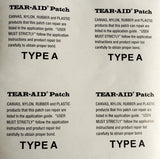TEAR-AID TYPE A KITE BLADDER REPAIR PATCH