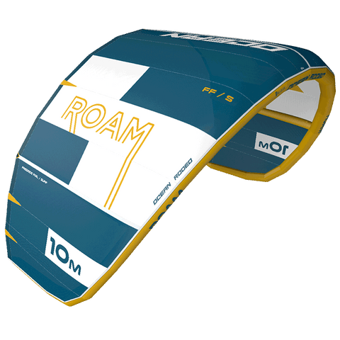 2020 OCEAN RODEO ALUULA ROAM BLACK 10M -  KITE ONLY