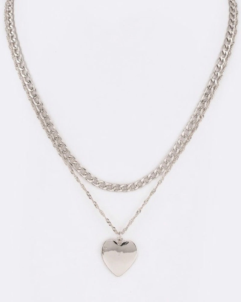Always With Me Heart Necklace