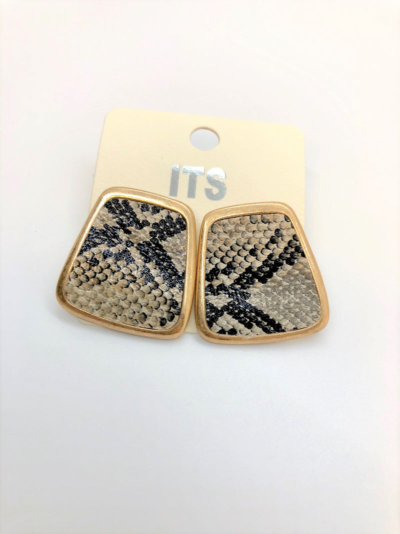 Sneak Bite Earrings