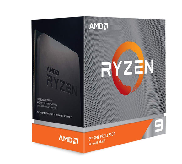 Ryzen 9 3900XT Desktop Processor   (100-100000277WOF)