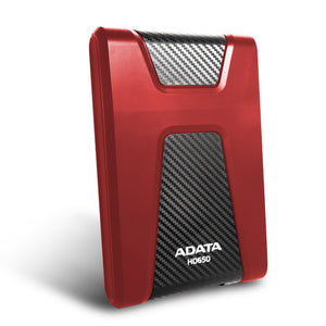 Adata HD650 1TB USB 3.0 Portable External Hard Drive