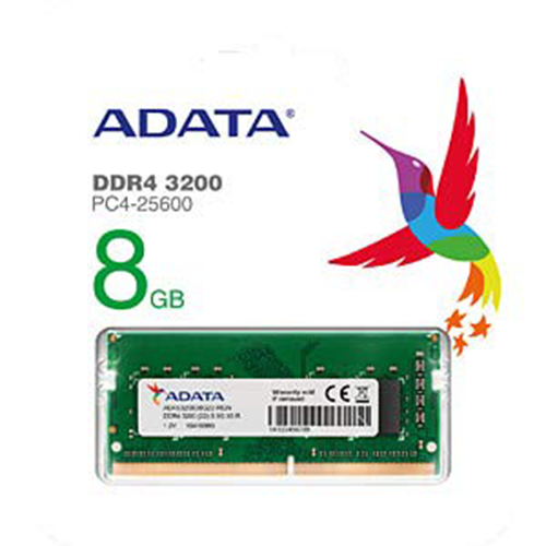 ADATA 8GB DDR4 3200MHZ Laptop Memory (AD4S320038G22-RGN) - Eshopping Mantra