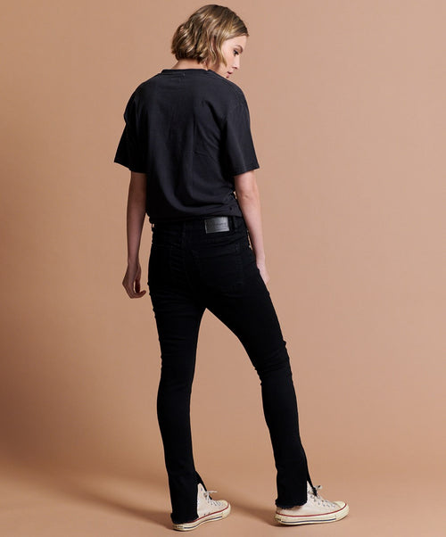 Jeans Black Punk ONETEASPOON