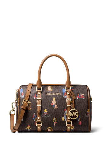 Geanta Satchel Bedford Travel Michael Michael Kors