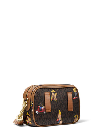 Crossbody si belt bag Jet Set Michael Michael Kors