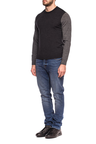 Pulover de lana merino Crew Neck PS Paul Smith