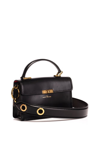 Geanta de piele The Downtown Marc Jacobs