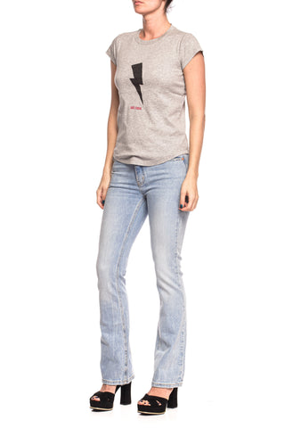 Tricou Skinny Flashlight Just Zadig & Voltaire
