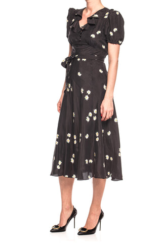 Rochie de matase The Love Marc Jacobs