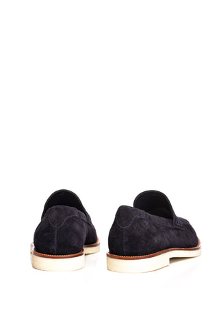 Loafer de piele Business Casual Hogan