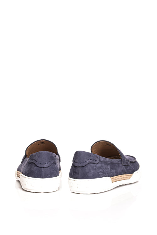 Loafer de piele TODS