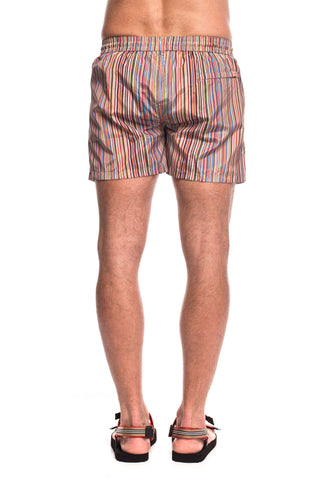 Short Multistripe Paul Smith
