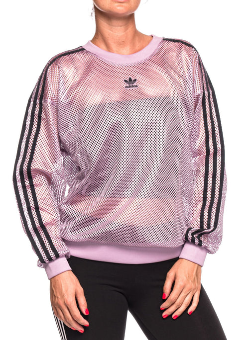 Hanorac Mesh Crew Adidas Originals