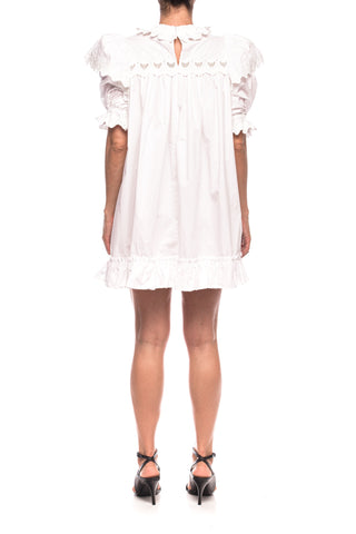 Rochie The Victorian Smock Marc Jacobs