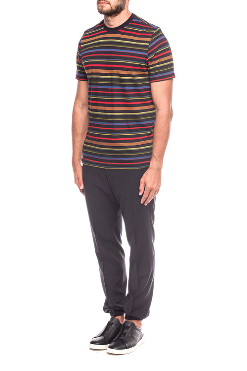 Tricou colorat Paul Smith