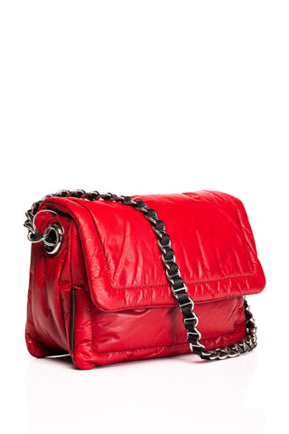Geanta de piele The Pillow Marc Jacobs