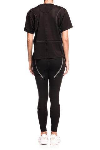 Tricou Run Loose Adidas Stella McCartney