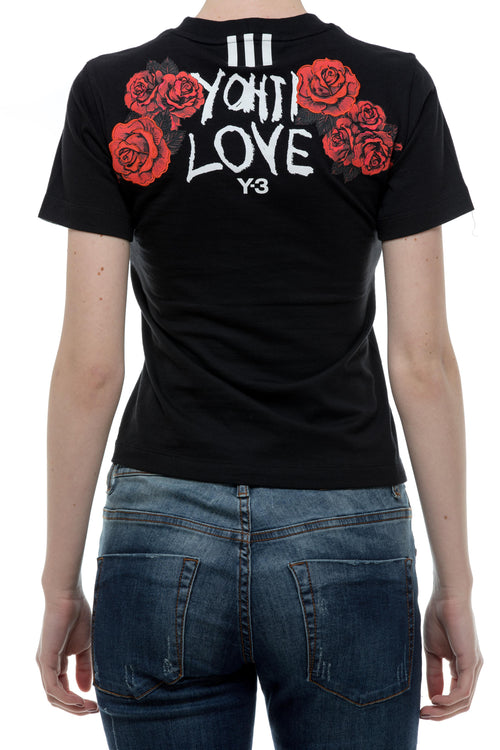 Tricou Love Tubular Y-3