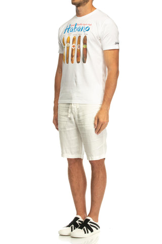 Tricou Classic MC2 Saint Barth