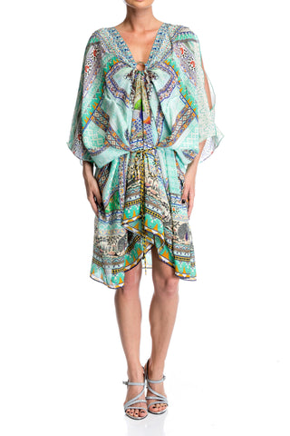Caftan de matase The King And I CAMILLA