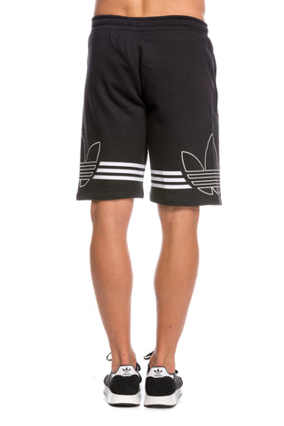 Short Outline Trefoil Adidas