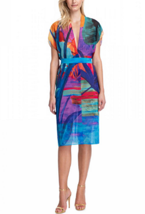 Rochie Gottex Indian Summer Multicolor