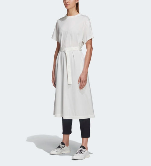 Rochie alba Tailored Tee Y-3