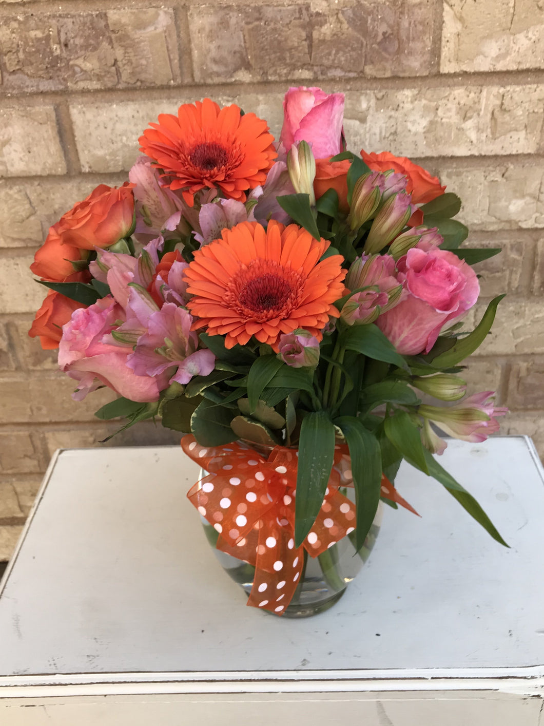 Fresh Flower Arrangement $35