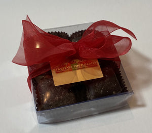 4 Piece Sea Salt Caramels