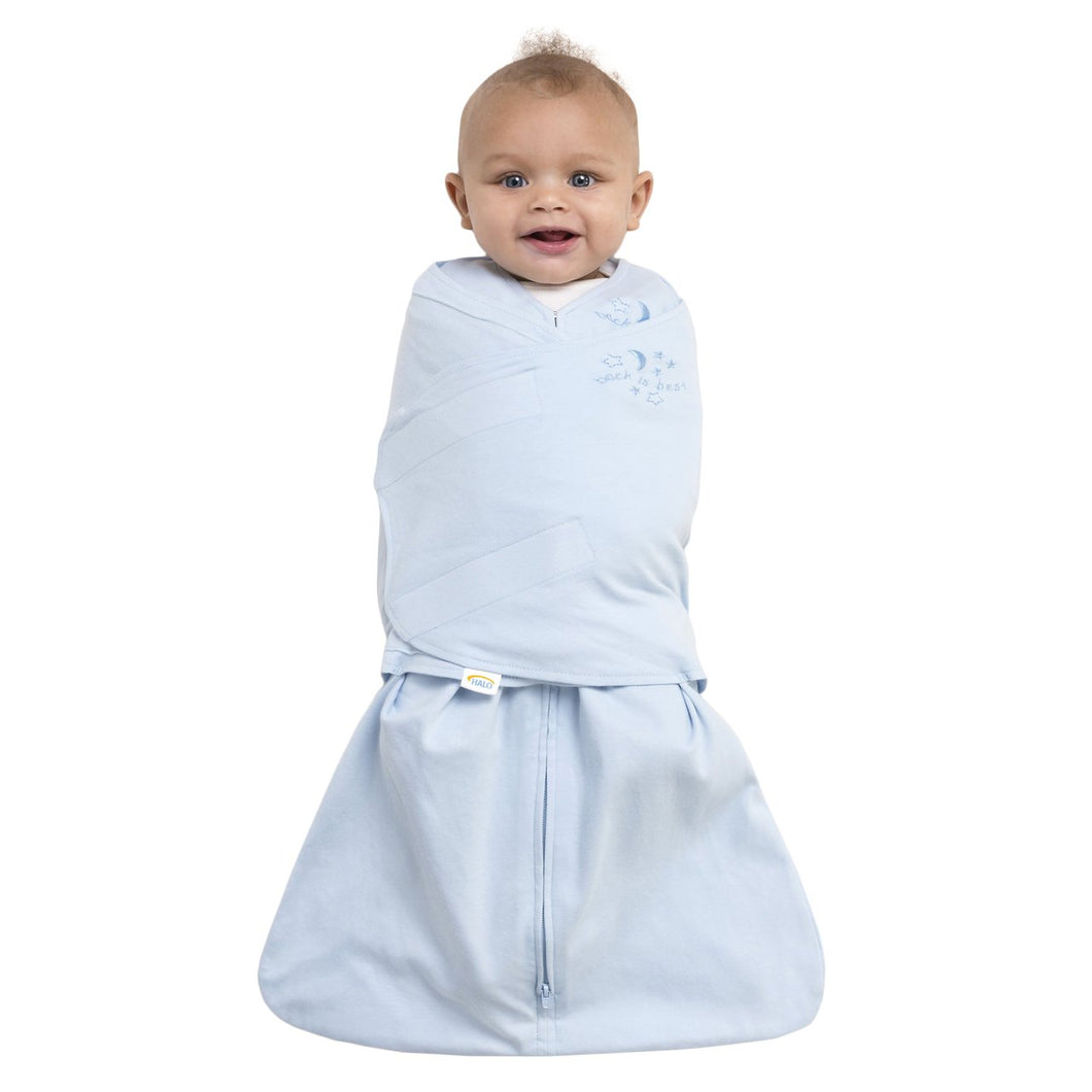 Sleepsack Cotton Blue