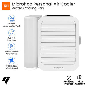 Xiaomi Microhoo 3-in-1 Mini Air Personal Water Cooling and Humidifier Fan