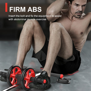 MULTI FUNCTIONAL AB ROLLER (FULL BODY WORKOUT)