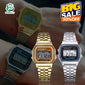 Classic Digital Casio (Gold/Silver)
