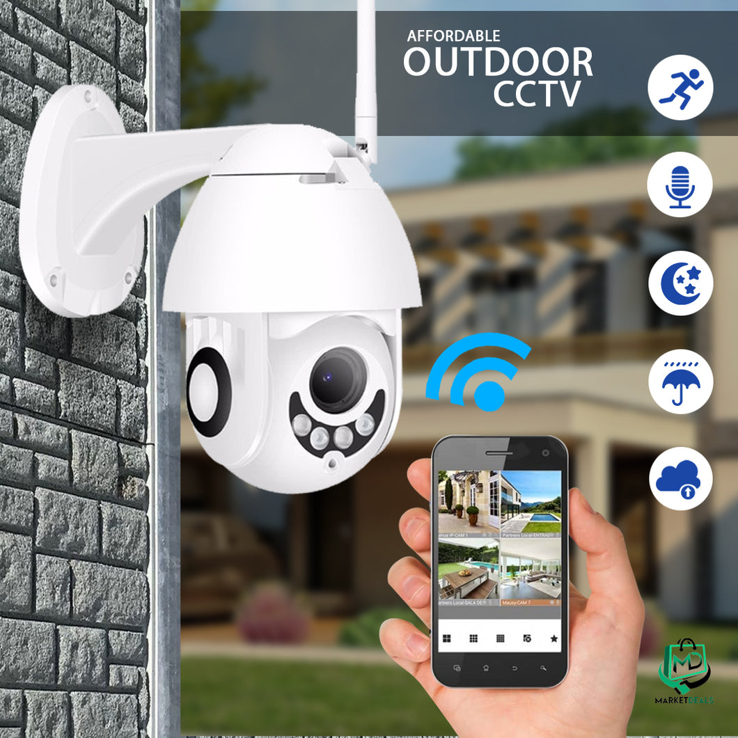 Hi-Tech Motion Sensor Wifi Camera